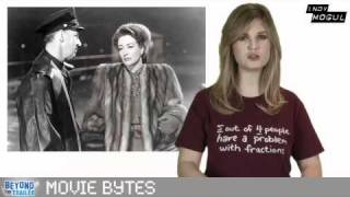 Movie Bytes - Mildred Pierce HBO: Kate Winslet vs Joan Crawford -- MOVIE BYTE
