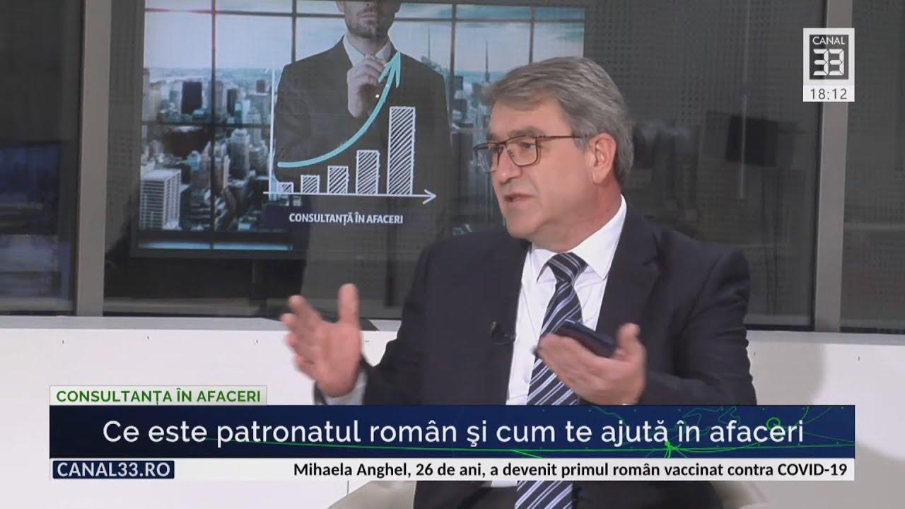 Ce este patronatul român şi cum te ajută în afaceri