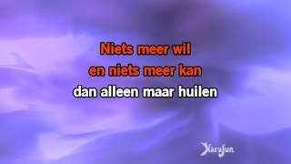 Karaoke Dat komt door jou - Guus Meeuwis *