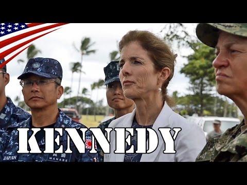 Ambassador Kennedy Visits RIMPAC Disaster Relief Training: US-Japan Navy - リムパック災害救援訓練 ケネディ大使・自衛隊・米軍