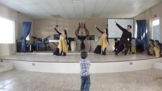 Gracia Incomparable By Evan Craft / SHARAT Choreography