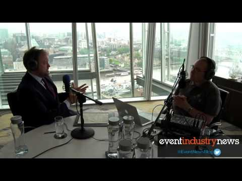 Hospitality and events with Smith & Wollensky Talking Events episode 37