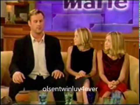 "Mary-Kate & Ashley Olsen on ""Donny & Marie"" (1999) FULL INTERVIEW with Dave Coulier"
