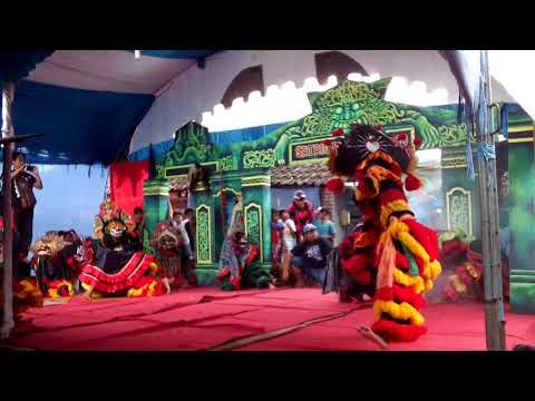 Kiprah kucingan & singo barong SPC di ngunut