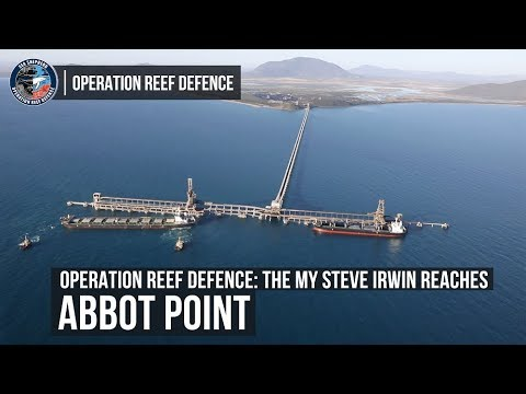 Operation Reef Defence: Abbot Point