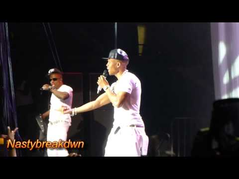B.B.D. - Thought It Was Me & Do Me (All Six Tour Baltimore 7-19-14)