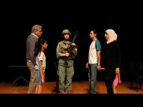 """It's What We Do"": A Play About the Occupation"