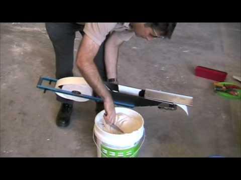 Tapepro Mud Box Pro Taping Tool Youtube