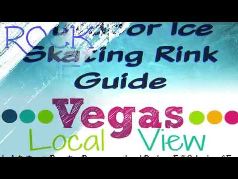 Vegas Outdoor Ice Skating Guide