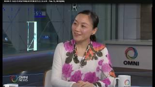 王凌眼科医生分享参加中国杭州世界眼科大会心得OMNI TV - Feb15, 2019