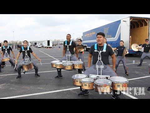WGI 2014: Chino Hills High School - In The Lot