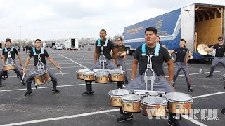 WGI 2014 Chino Hills High School In The Lot