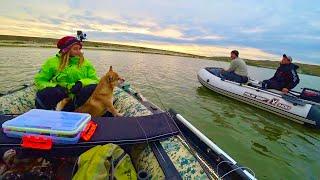 ТАКИЕ РАЗДАЧИ БЫВАЮТ РАЗ В ЖИЗНИ рыбалка осенью на судака