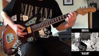 Nirvana - Paper Cuts (Guitar Cover)