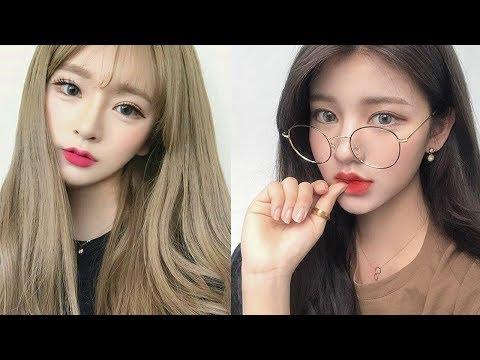maquiagem-coreana---ulzzang-#7-😍-makeup-tutorial-compilation-2018