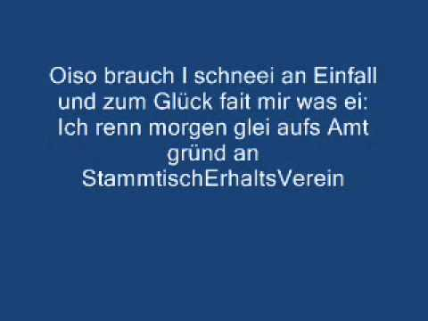 Mein Lied für Bayern Video