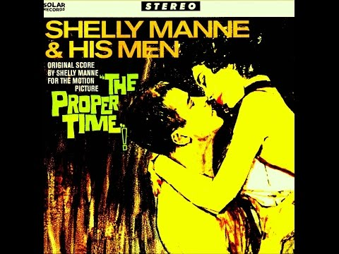Shelly Manne & His Men - Drum Solo. Blues Theme From The Proper Time