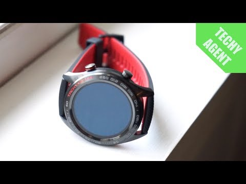 HUAWEI HONOR MAGIC SMARTWATCH | REVIEW from YouTube · Duration:  5 minutes 17 seconds