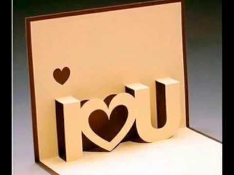 Tarjetas 3d De Amor Youtube