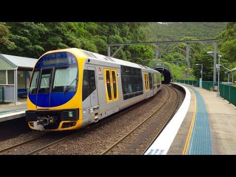 Sydney Trains Vlog 870: Stanwell Park