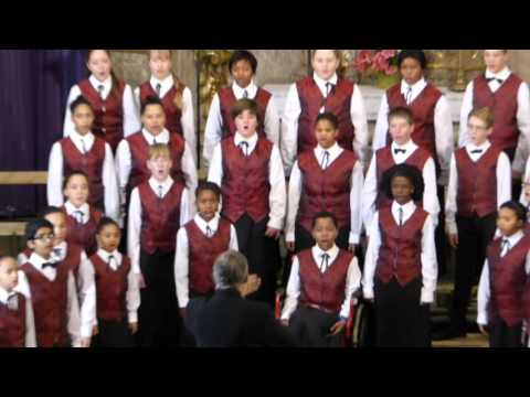 20151014 2 Koncert ŠDS - Šumperk - Eastern Cape Children's Choir