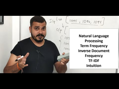 Natural Language Processing|TF-IDF Intuition| Text Prerocessing