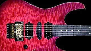 Cinematic Rock Ballad Guitar Backing Track Jam in D Minor