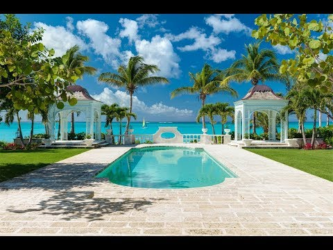 Stunning Coral Stone Villa in Grace Bay, Turks And Caicos Islands