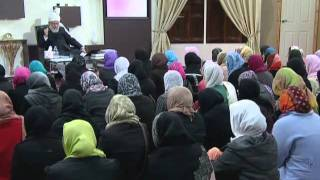Gulshan-e-Waqfe Nau (Nasirat) Class: 6th November 2010 - Part 1 (Urdu)