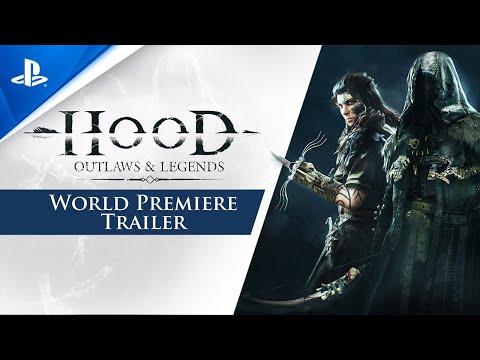 Hood: Outlaws & Legends - World Premiere Trailer | PS4, PS5