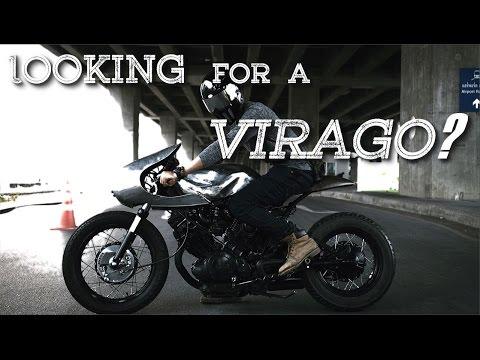 Cafe Racer (Yamaha XV 750 Virago by Nomad Garage)