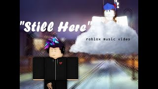 Still Here By Digital Daggers I ROBLOX MUSIC VIDEO SHORT I SPEEDYROBLOX X