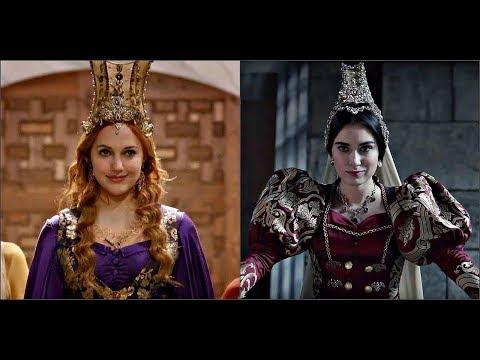 Косем турецкий сериал смотреть онлайн на русском языке