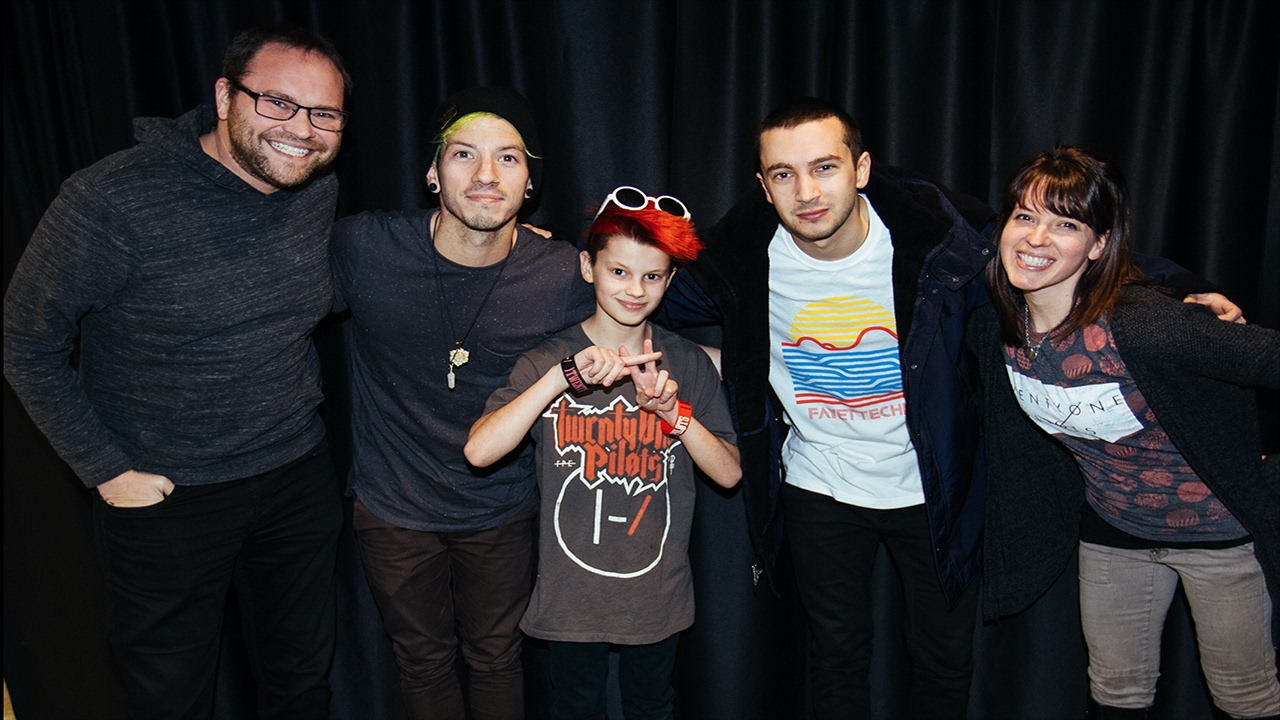 I met twenty one pilots youtube i met twenty one pilots m4hsunfo Image collections