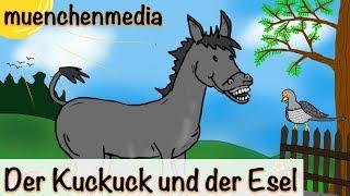 Kinderlieder deutsch - Der Kuckuck und der Esel - Kinderlieder zum Mitsingen