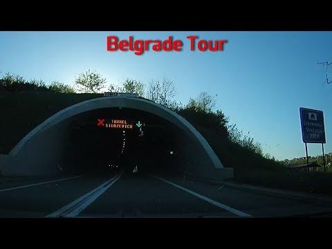Belgrade Tour 2x Speed