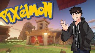 Pixelmon Let's GO! | I'm back from minefaire so lets play pixelmon! | EP 30 (Minecraft Pokemon SMP)