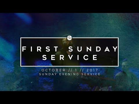 10.1.17 First Sunday Service