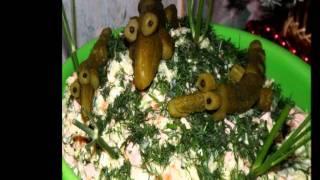 Победители:лучшие блюда Новогодних праздников 2011