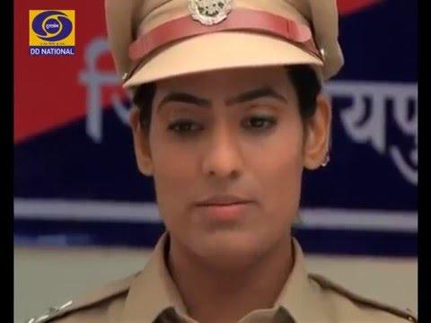 Pragati On DD National   Alisha Soni Scene Cut   Top Serial Charecter
