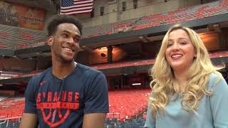 Meet the Orange | Oshae Brissett