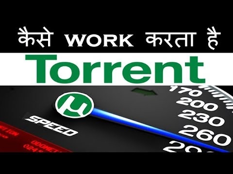 [Hindi] What is Torrent | How Torrents...