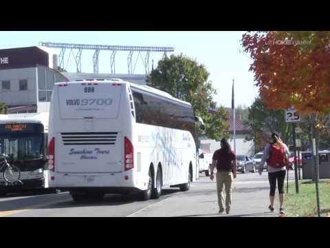 Hokies Depart for Pittsburgh