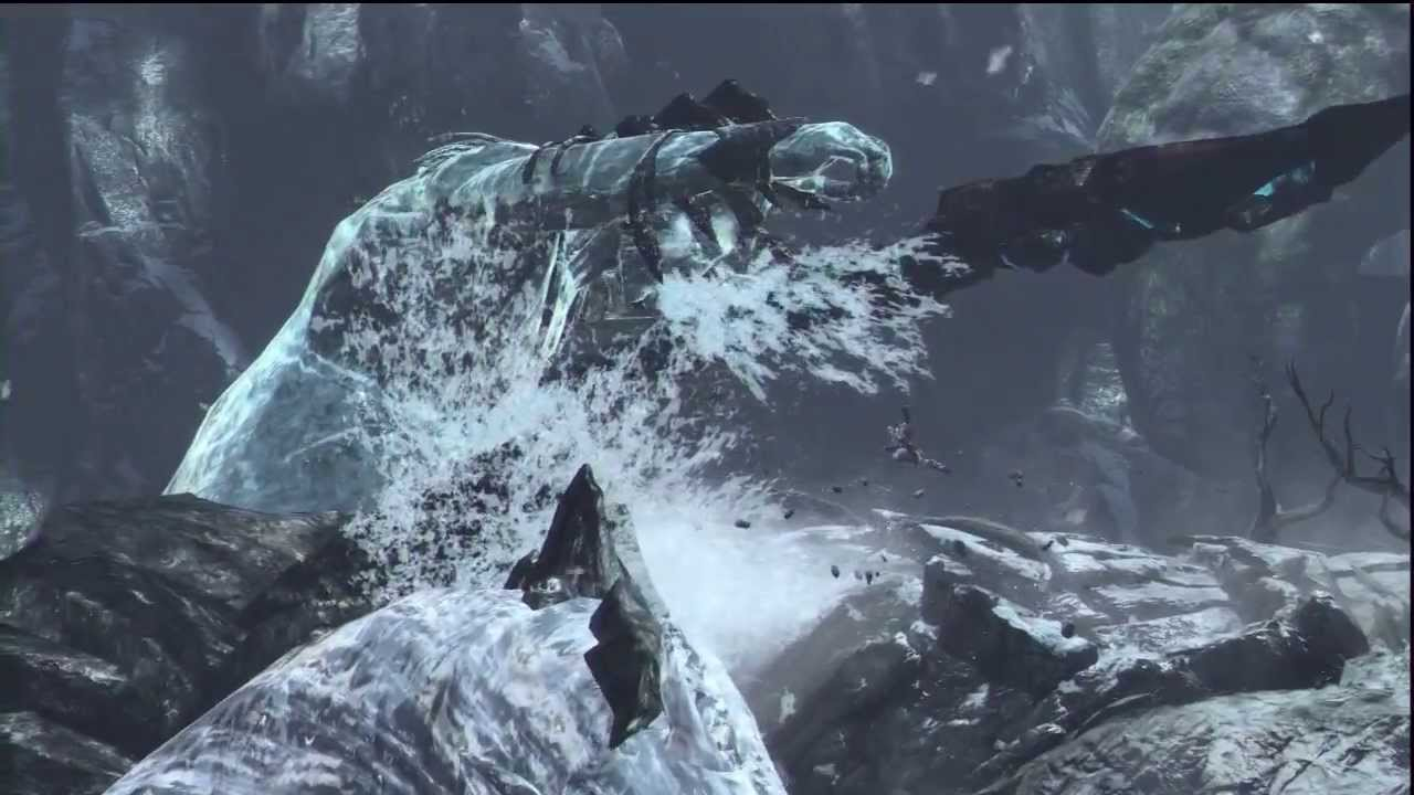 god of war 3 kratos vs poseidon boss battle 720p hd