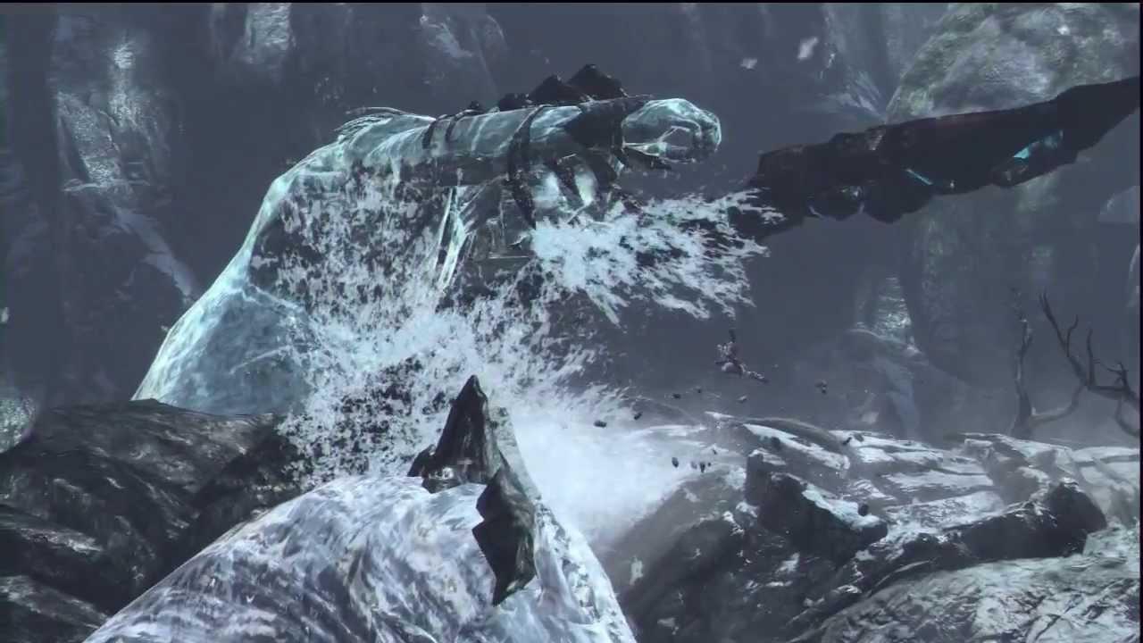 Ps4 Wallpaper Hd God Of War 3 Kratos Vs Poseidon Boss Battle 720p Hd