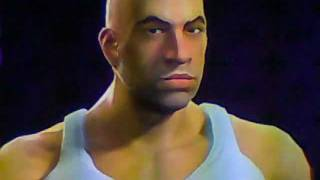 Vin Diesel - Saints Row IV and Third - marcusgarlick