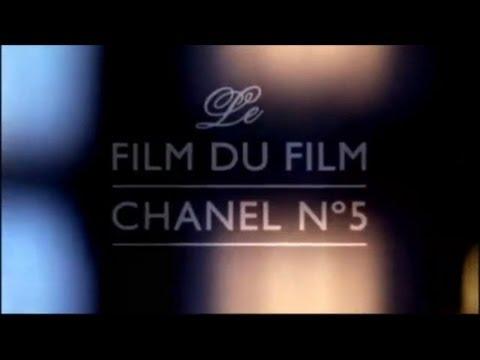 """Parfum Chanel Nº5 The Film   Nicole Kidman, Rodrigo Santoro. """"Le Film du Film"""""""