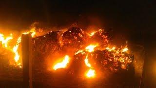 Pożar w Sosnowie (gm Resko pow Łobeski)