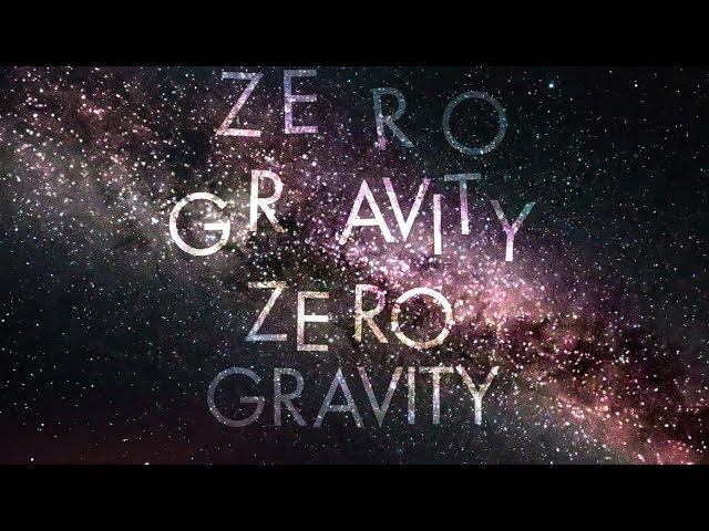 Kate Miller-Heidke - Zero Gravity (Lyric Video)