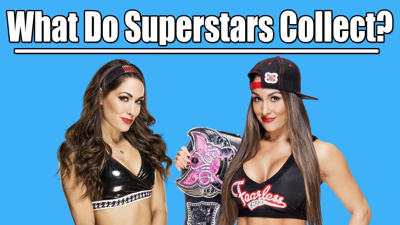 What do Superstars collect? - WWE Inbox 162